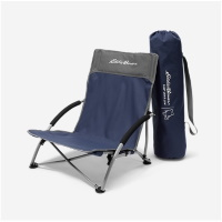 Eddie Bauer Camp Chair Low - Medium Indigo